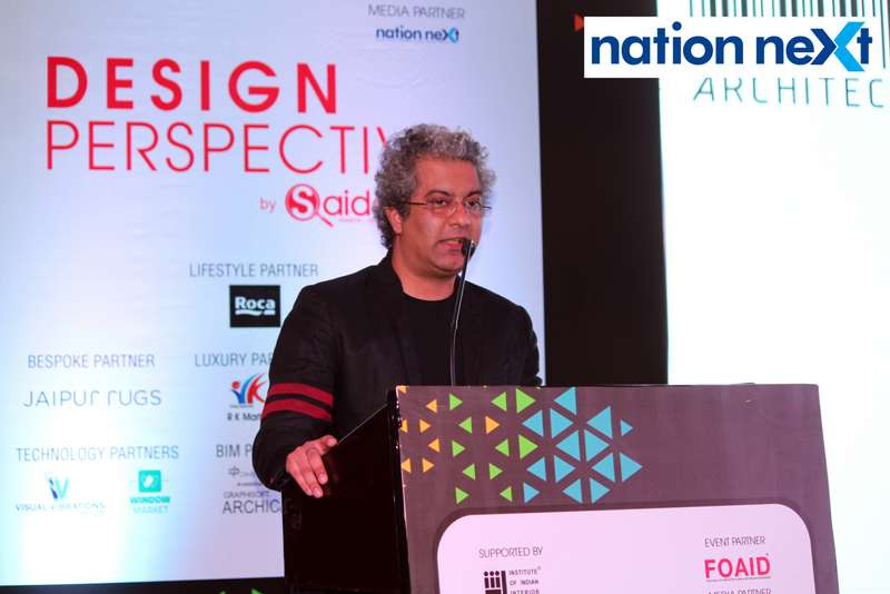 Akshat Bhatt at - Design Perspective - organised by FOAID at Hotel Radisson Blu in Nagpur