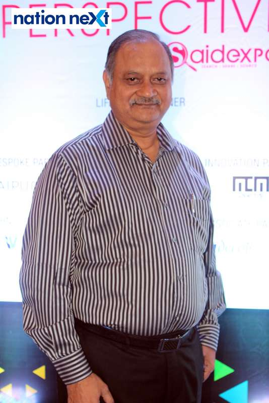 Virendra Khare at 'Design Perspective' organised by FOAID at Hotel Radisson Blu in Nagpur