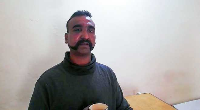 "Nagpur Police has once again won hearts, this time for using IAF pilot Abhinandan Varthaman's famous statement, ""I'm not supposed to tell you this."""