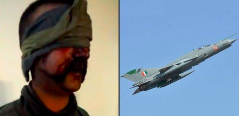 Soon after an IAF pilot went missing, Pakistan released a video claiming the arrested one to be Wing Commander Abhinandan Varthaman.
