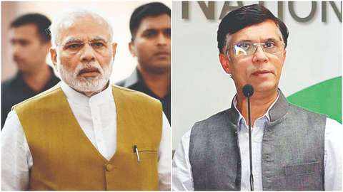 Congress spokesperson Pawan Khera said that Prime Minister Narendra Modi gets a diamond facial done daily, which costs around Rs 8 lakhs.