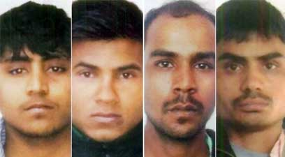 A Delhi Court issued death warrants against all four convicts in the 2012 Nirbhaya gang rape and murder case on Tuesday afternoon.