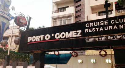 Elvyn Gomes, Director of Nagpur restaurant Port O' Gomez, was arrested by Dhantoli Police for allegedly duping his partners of Rs 1.35 crore.