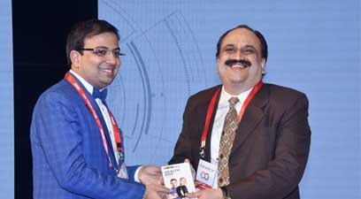 Sanjeev Pendharkar (Director, VICCO Labs), during a panel discussion at the 10th edition of TiECon Mumbai, spoke about the importance of 'Brand Building.'