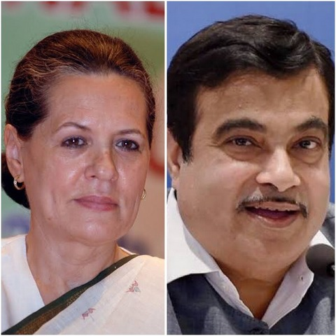 UPA chairperson Sonia Gandhi appreciated Union Minister Nitin Gadkari in Lok Sabha for his 'wonderful' work towards improving the country's infrastructure.