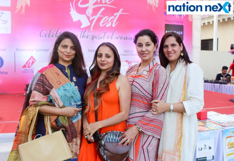 The She Fest, a two-day event for families across Nagpur, with Nation Next (as the media partner), kick started on March 9.