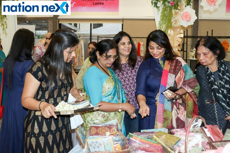 Nagpurians had a gala time during The She Fest with Nation Next (as the media partner) where people enjoyed the best food, shopping, food and much more.