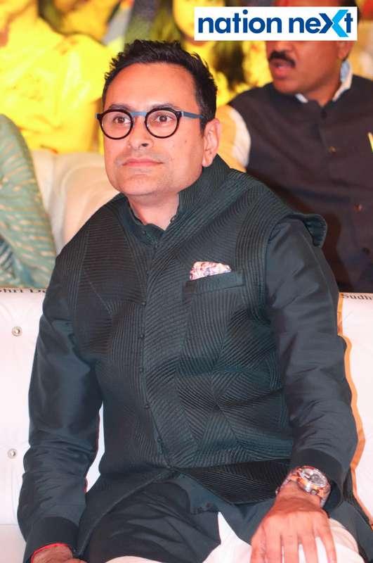 Devendra Darda at Sur Jyotsna National Music Awards 2019 held in Nagpur