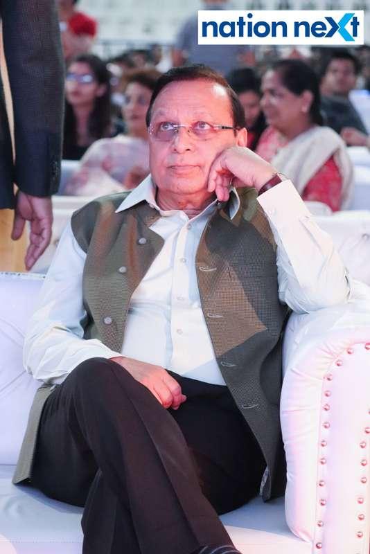 Rajendra Darda at Sur Jyotsna National Music Awards 2019 held in Nagpur