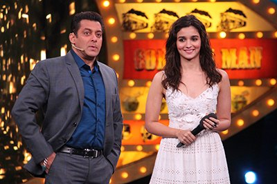 Talented actress Alia Bhatt will star as the female lead opposite mega star Salman Khan for filmmaker Sanjay Leela Bhansali's next film Inshallah.