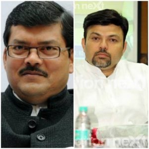 Congress is likely to field Mukul Wasnik and Ashish Deshmukh as its Lok Sabha candidates from Ramtek and Chandrapur constituencies resp.