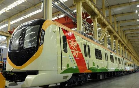 Nagpur Metro is offering six free rides in both directions – Khapri-Sitabuldi – to its citizens today as Maha Metro celebrates 'Abhar Diwas.'