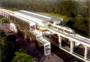 Have a look at some of the sketches of the Nagpur Metro stations that are being completed on war footing by the Nagpur Metro