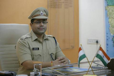 Nagpur DCP Zone 4 Raj Tilak Roushan is one of the 11 nominated police officers across the country who would be receiving award for excellent investigation.