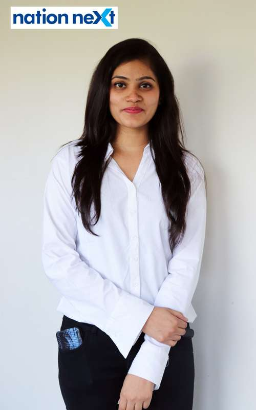 Madhulika Bhalerao during Cindrebay School of Design's graduation ceremony and annual day in Nagpur