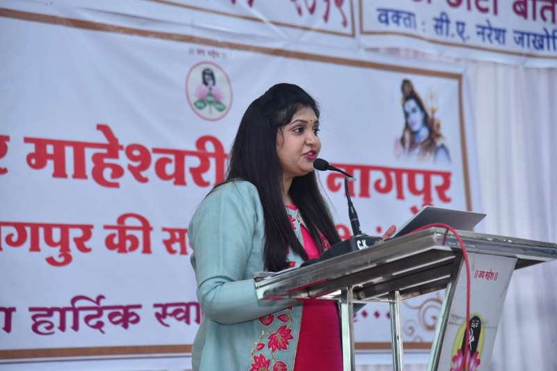 Dr Shefali Gupta, a tarot card reader and numerologist, explained the importance and relevance of numerology at a seminar held in Nagpur on May 26.
