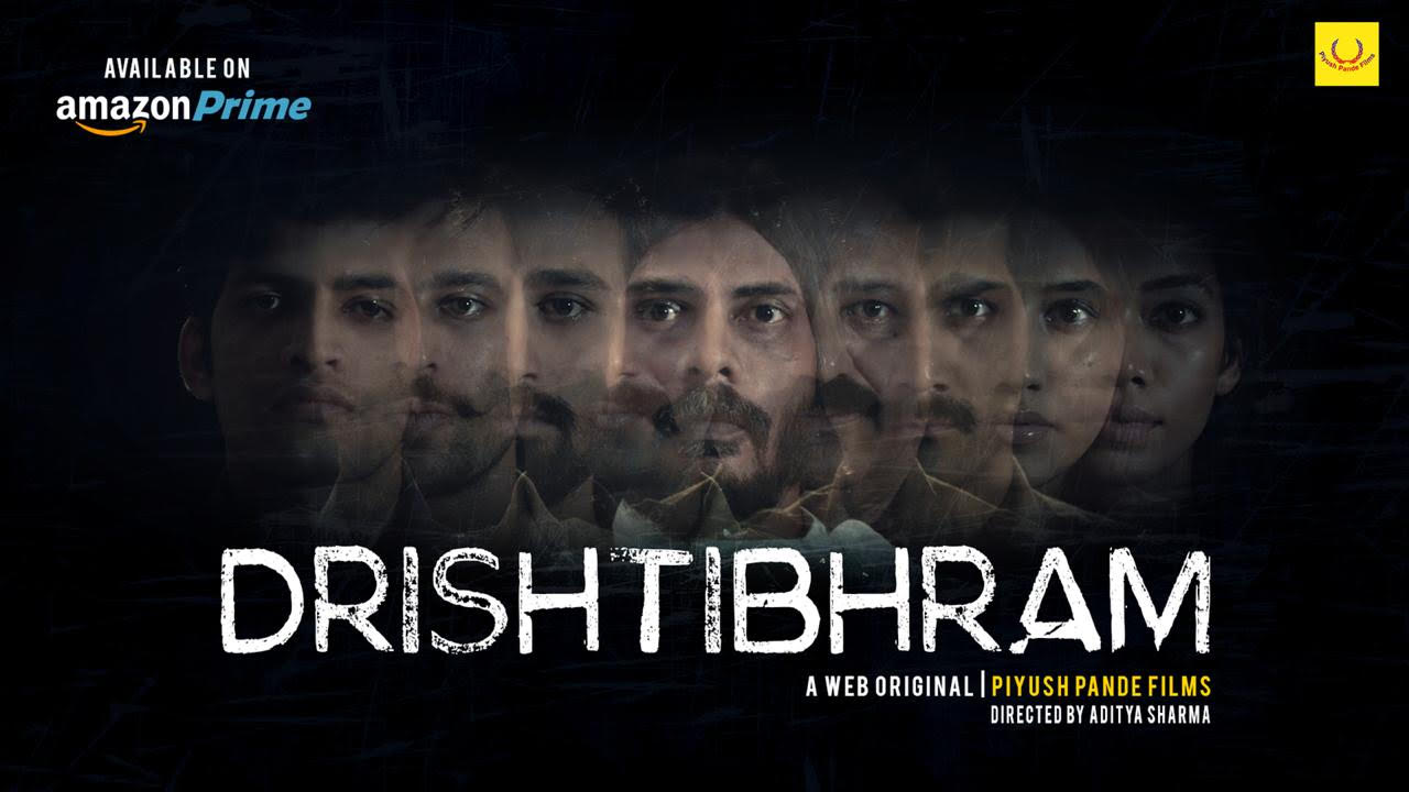 Nagpur youngsters Piyush Pande and Aditya Sharma came up with city's first web series 'Dhristibhram' that got a release on Amazon Prime.