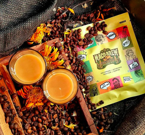 Nagpur youngster Anand Jodh came up with - Macobrew - for making cold brew coffee with their coffee bags packed with freshly ground coffee.