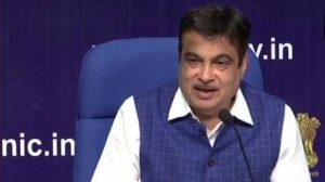 Nitin Gadkari said that there could be a possibility of re-tendering for Nagpur airport because of a delay in the work due to certain technical issues.