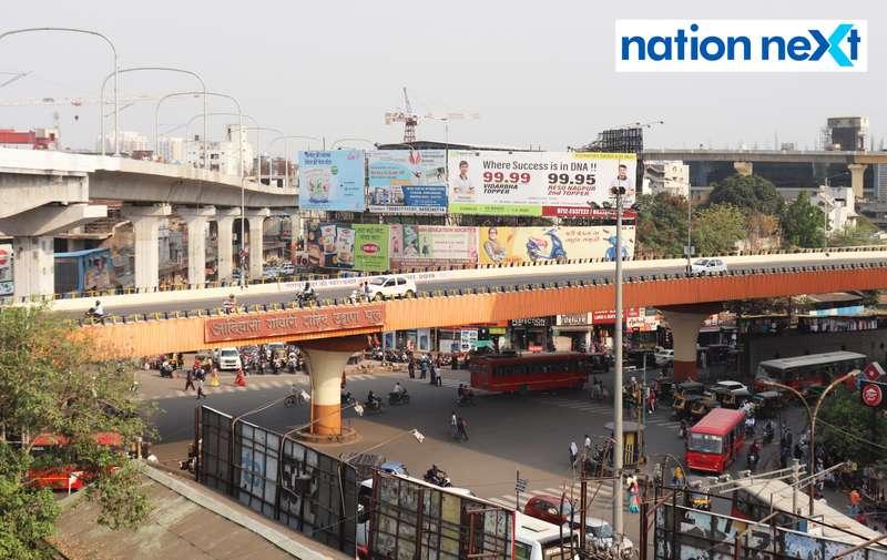 Adivasi Gowari Shahid Uddanpul in Sitabuldi, Nagpur. (Photo by: Bhavesh Mahalle/Nation Next)