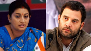 Union Minister Smriti Irani has defeated Congress President Rahul Gandhi in Congress's bastion Amethi in Uttar Pradesh in Lok Sabha Elections 2019.