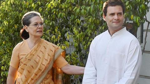 UPA chairperson Sonia Gandhi along with son and Congress chief Rahul Gandhi will be attending the swearing-in ceremony of Narendra Modi tomorrow.