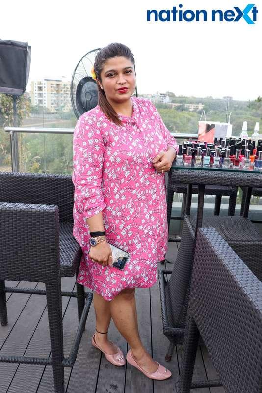 Pooja Gehani at the Skye Sundowner Pool Party held at Hotel Tuli Imperial in Nagpur
