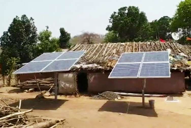 Residents of Bancha village in Madhya Pradesh's Betul district are heaving a sigh of relief courtesy a project by Central Goverment.
