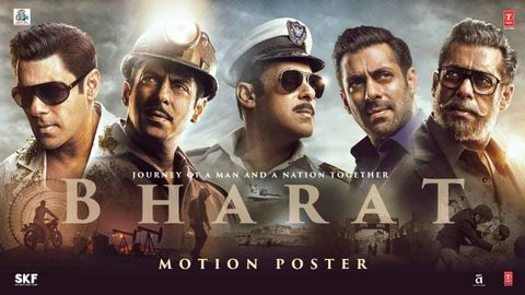 According to trade experts, Salman Khan's Bharat becomes his 14th consecutive movie to enter the 100 crore club after Dabangg.