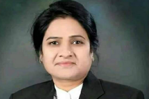 Lawyer Manish Sharma allegedly shot himself after he shot dead newly elected Uttar Pradesh's President of Bar Council Darvesh Yadav.