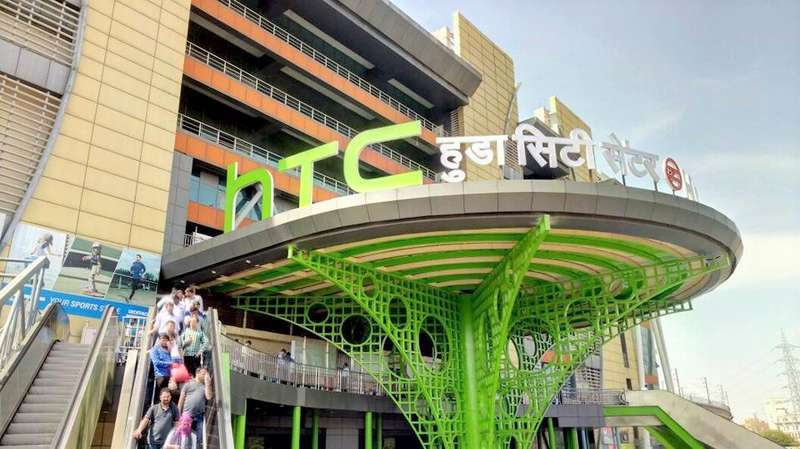 A 29-year-old woman has alleged that a man masturbated on her at Huda City Centre Metro Station Complex in Gurugram when she was climbing down an escalator.