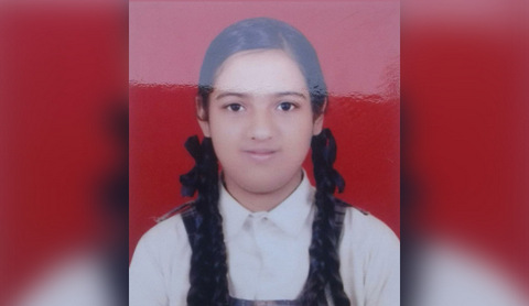 Maitreyee Ghanote from Tejswini Vidya Mandir in Nagpur secured first position in the city in the Maharashtra SSC results (class 10 boards) with 99.2%.