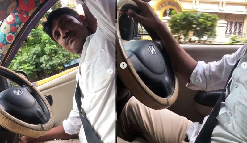 Mumbai cab driver unzips his pants, stimulates his genitals in front of woman passenger