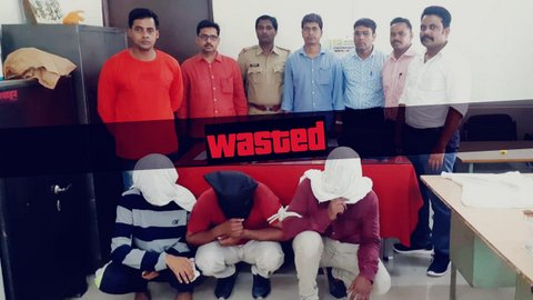 Known for its witty one-liners, Nagpur Police on Thursday once again entertained netizens after nabbing a group of robbers before they could commit crime.