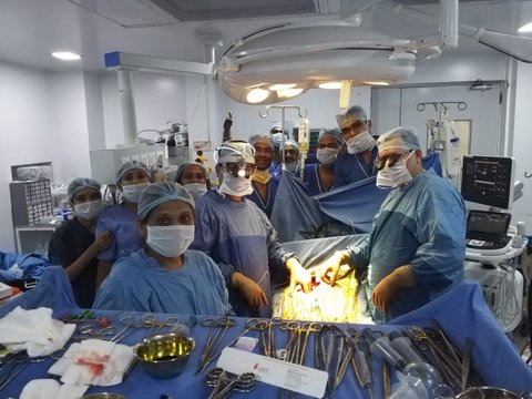 For the first time ever in Nagpur, New Era Hospital in Lakadganj performed a heart transplant surgery on a 28-year-old patient from Jhallar in Betul.