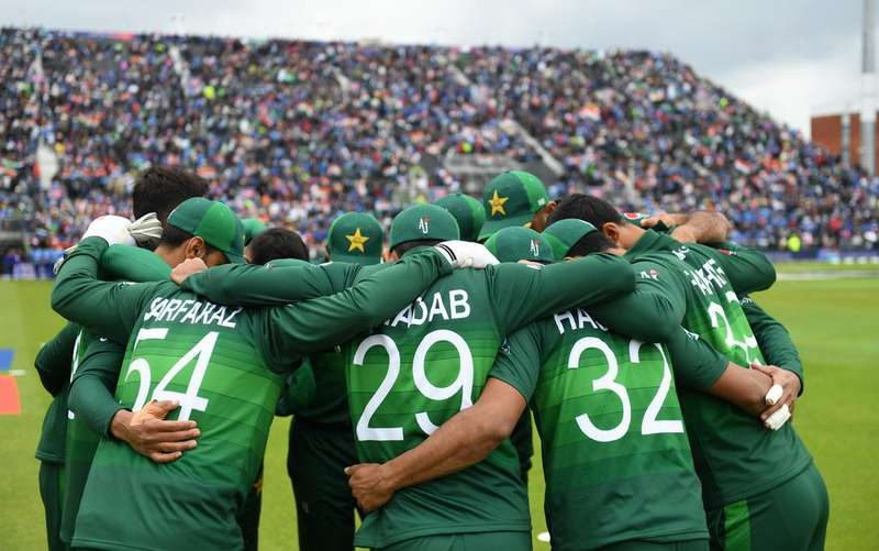 Pakistan Cricket Team (Photo Source: PCB/Twitter)