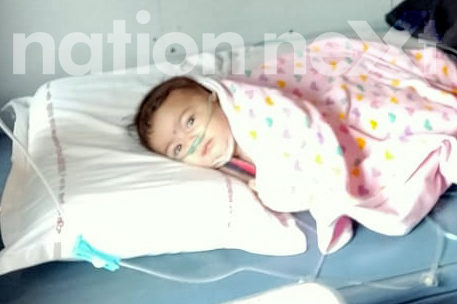 The tragic death of a six-month-old baby girl from Nagpur Saanvi Sonwane died of a cardiac arrest after she suffered from a rare disease Type 1 SMA.
