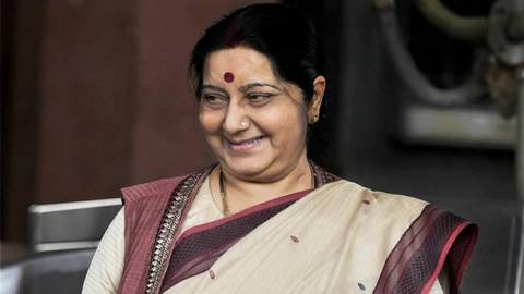 Former external affairs minister and senior BJP leader Sushma Swaraj has been appointed as the governor of Andhra Pradesh.