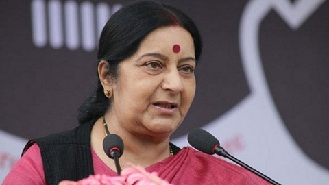 Veteran BJP leader and former minister Sushma Swaraj on Monday evening denied being appointed as the Governor of Andhra Pradesh.