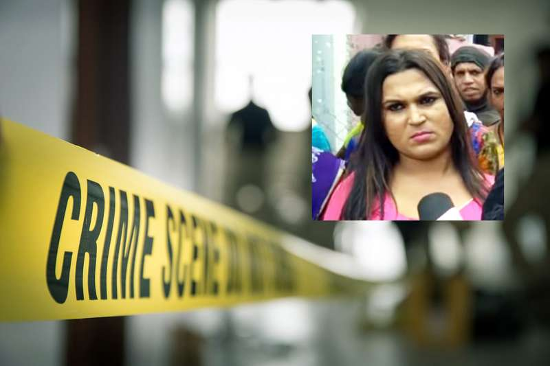 Sensation prevailed on Tuesday in Kalamna area when Chamcham Gajbhiye was attacked with knives by transgender activist Uttam Baba and his accomplices.