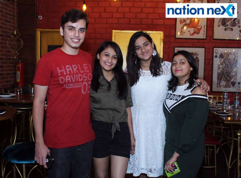 Nagpur youngsters had a gala time as they enjoyed an evening filled with music and poetry at an event organised at Carnations Lounge in Sadar.