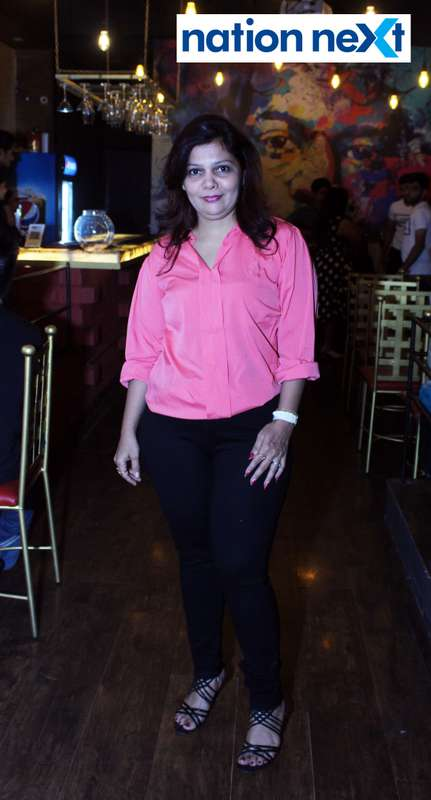 Geetanjali Buty at 'Suphony Extravaganzas' organised at Carnations in Nagpur