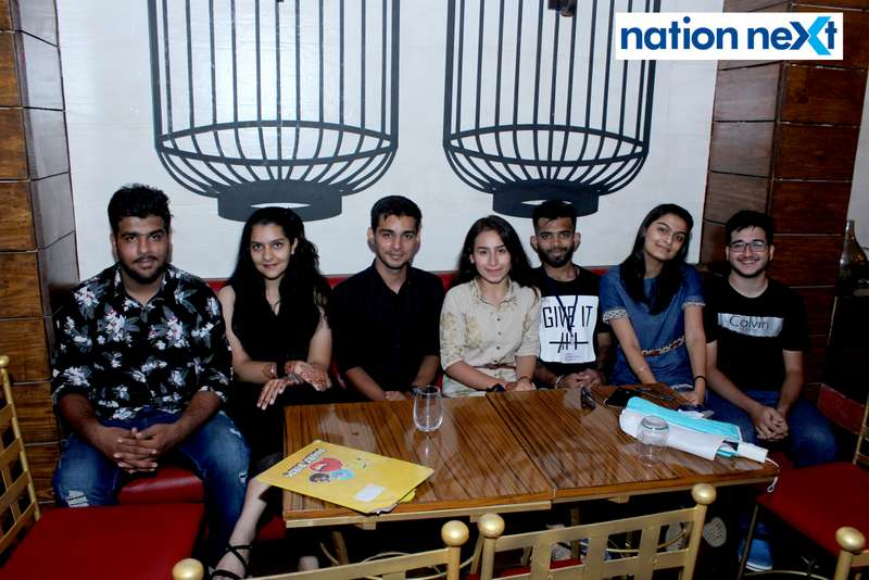 Youngsters at 'Suphony Extravaganzas' organised at Carnations in Nagpur