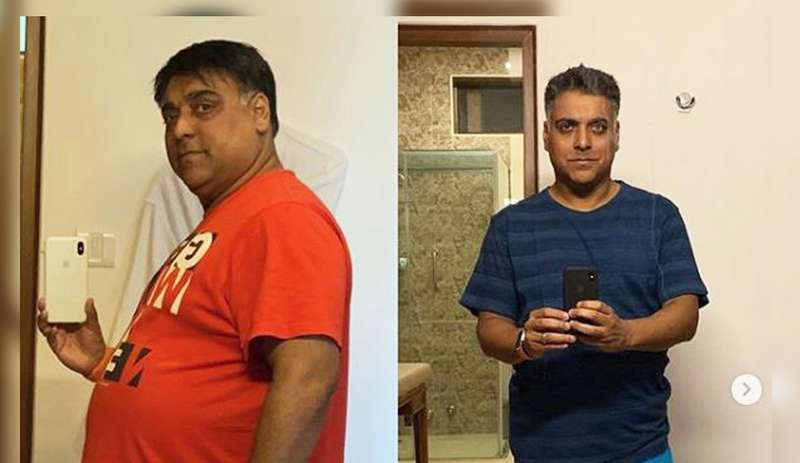 Flab to Fit: Actor Ram Kapoor undergoes major transformation