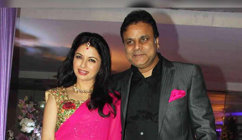 Bhagyashree and Himalaya Dasani