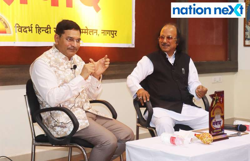 Dr Sunil Gupta (left) and Dr Sagar Khadiwala (right) (Photo by: Bhavesh Mahalle/Nation Next)