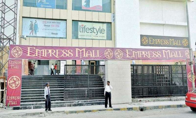 Empress Mall in Nagpur