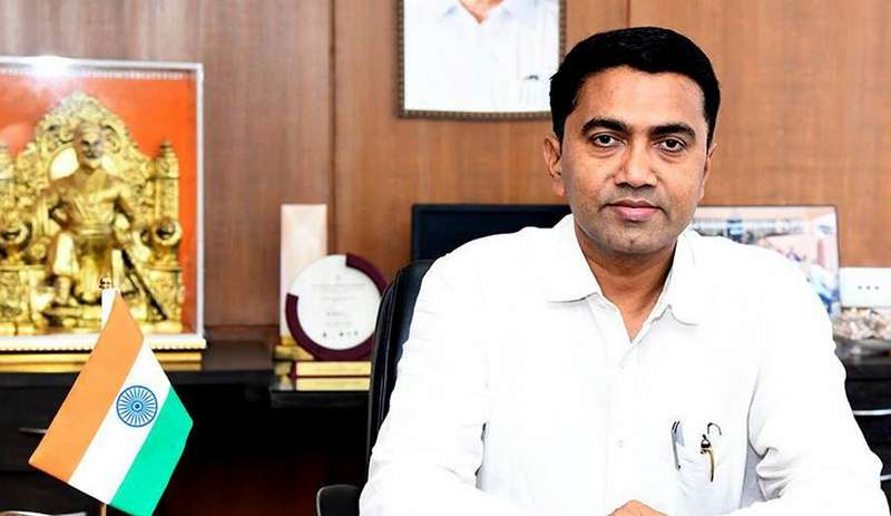 Speaking about free availability of drugs, Goa CM Dr Pramod Sawant said that his government was committed to making Goa drug free.