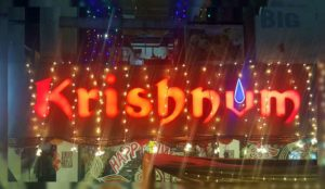 Krishnum Restaurant at Wardha Road in Nagpur