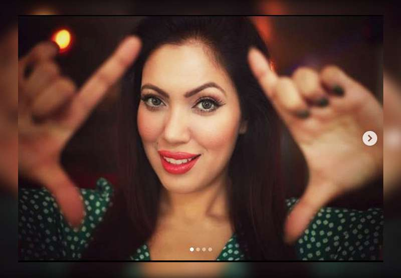 Munmun Dutta (Photo Source - Instagram)